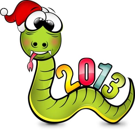 Snake-2013-Christmas-design-vector-graphics-12