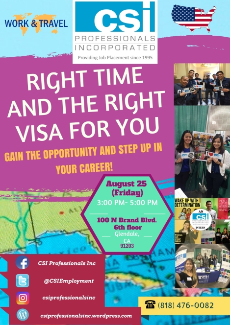 Right Time and The RighT Visa For you1 (1)