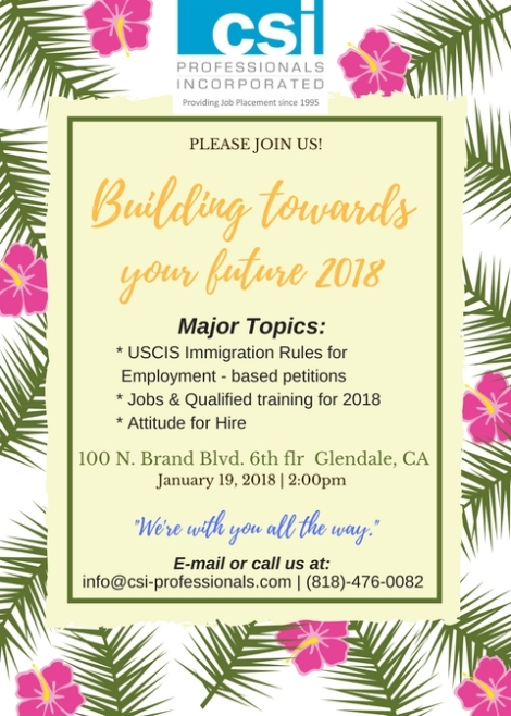 _Building towards the Future 2018_